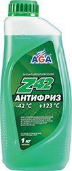 Антифризы AGA – доступное качество