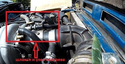 Как поменять антифриз на ВАЗ 21214 Нива