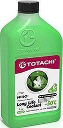 Антифриз Totachi: желтый, красный, зеленый
