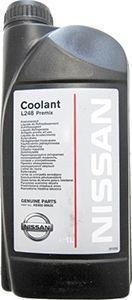 Замена охлаждающей жидкости ниссан тиида