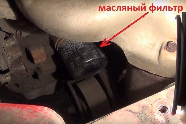 Как поменять масло в двигателе на Дэу Матиз