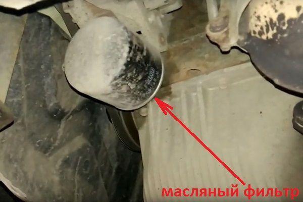 Как поменять масло в двигателе на Хендай Гетц