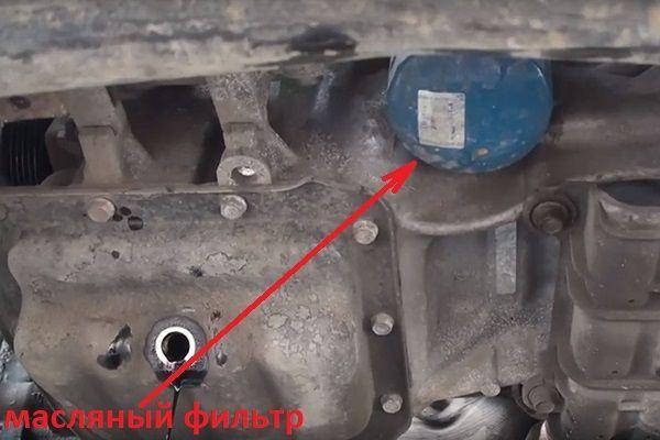 Как поменять масло в двигателе на Киа Сид