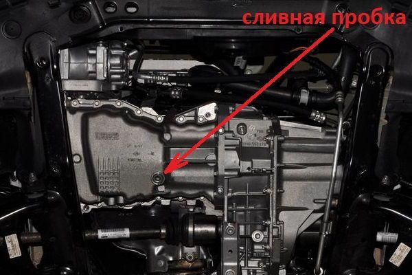 Как поменять масло в двигателе на Ниссан Альмера G15