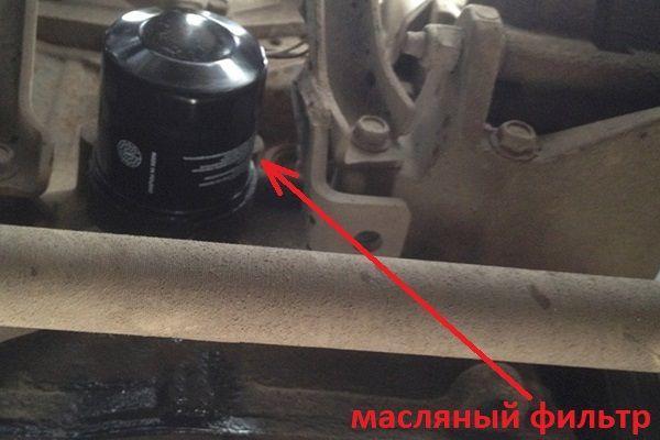 Как поменять масло в двигателе на Ниссан Альмера N16