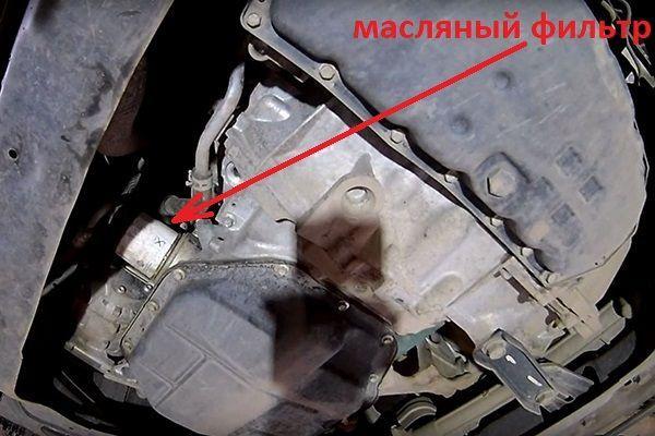 Как поменять масло в двигателе на Ниссан Х-Трейл