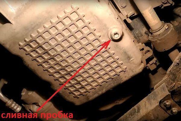 Как поменять масло в двигателе на Лада Х-Рей