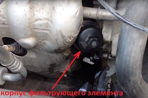 Как поменять масло в двигателе на Опель Зафира