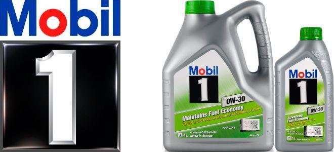 Масло Mobil 1 ESP 0W-30: моторное, синтетическое