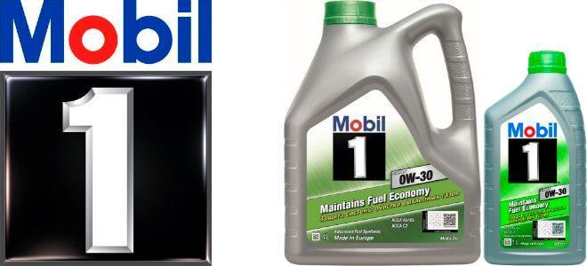 Масло Mobil 1 ESP LV 0W-30: моторное, синтетическое