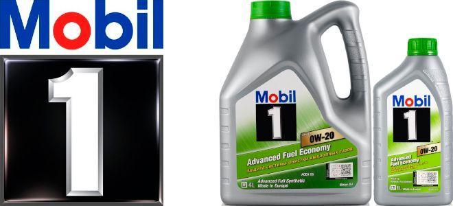 Масло Mobil 1 ESP X2 0W-20: моторное, синтетическое