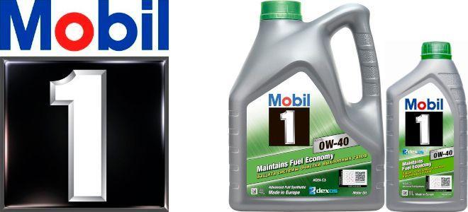 Масло Mobil 1 ESP X3 0W-40: моторное, синтетическое