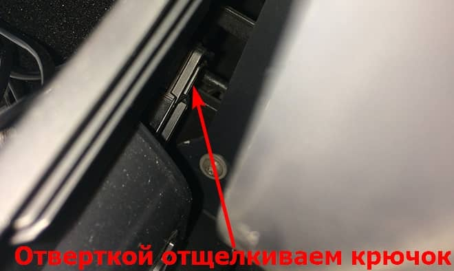 Как заменить салонный фильтр на Шкода Октавия 3 А7, Мк3