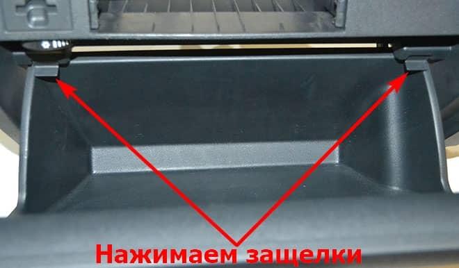 Как заменить салонный фильтр на Фольксваген Тигуан 2 Mk2