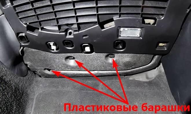 Как заменить салонный фильтр на Ауди А4 Б8