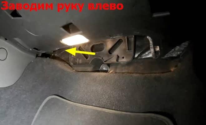 Как заменить салонный фильтр на Ауди А6 С6